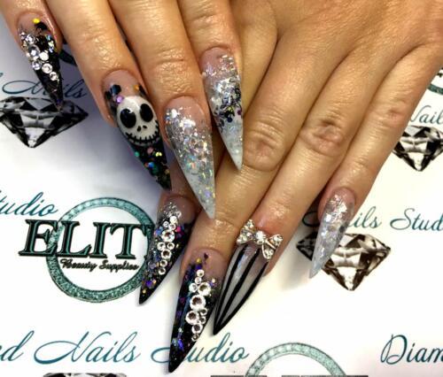 Halloween-nails